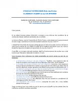 LETTRE RENTREE 2020-2021 PDF