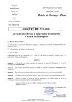 ARRETE-20108